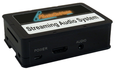 Streaming Audio System